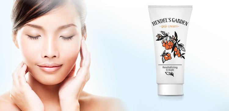Goji Cream hiệu quả và tác dụng phụ