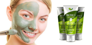tea tree oil facial mask