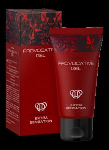 Provocative gel - tốt nhất gel để tăng cường sự cương cứng. Đánh giá người đàn ông