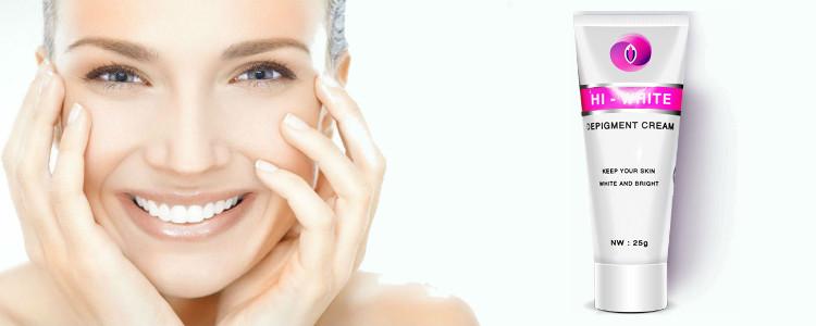 Hiệu ứng và tác dụng phụ của các kem Hi white cream