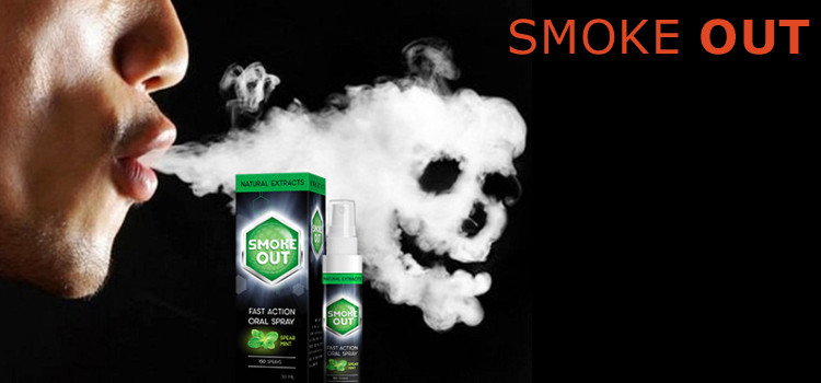 Thuốc xịt Smoke out hoạt động như thế nào?