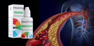 Cholestifin giọt – phương pháp tự nhiên và là cách nhanh chóng để bỏ cholesterol xấu
