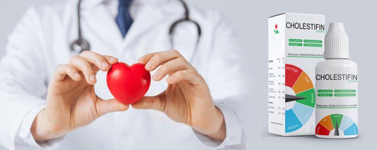 Cholestifin - tự nhiên liệu và nhanh chóng hiệu ứng