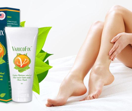 Varicofix gel cho tĩnh mạch và kết quả