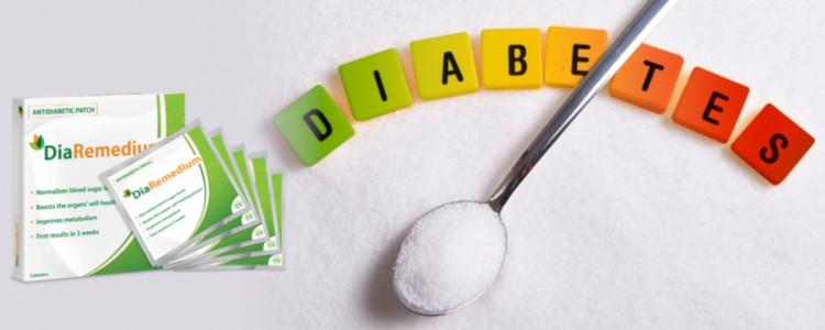 DiaRemedium – làm thế nào để áp dụng?