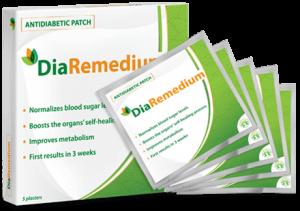 DiaRemedium - vá trên vấn đề với đường