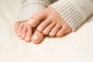 Làm thế nào để có mềm và mượt chân hoàn hảo gót