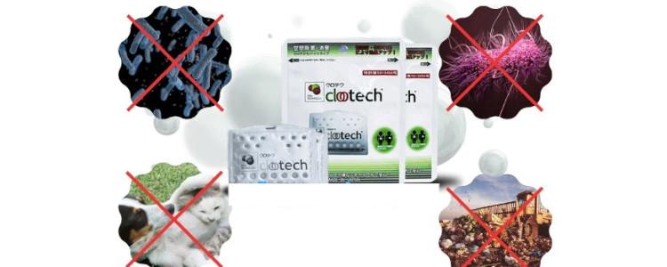 Mua CloTech ở đâu? Giá bao nhiêu.
